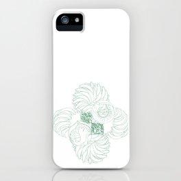 A Kelp Swirl's iPhone Case