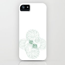 A Kelp Swirl's iPhone Case