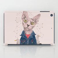 gangster iPad Cases featuring The Gangster by dogooder