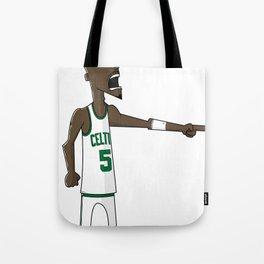 Kevin Garnett Tote Bag