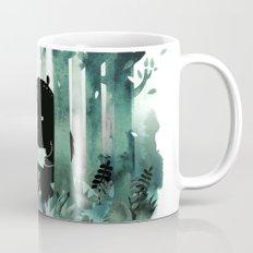 A Quiet Spot (in green) Mug