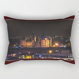 Napier College, Edinburgh. Rectangular Pillow