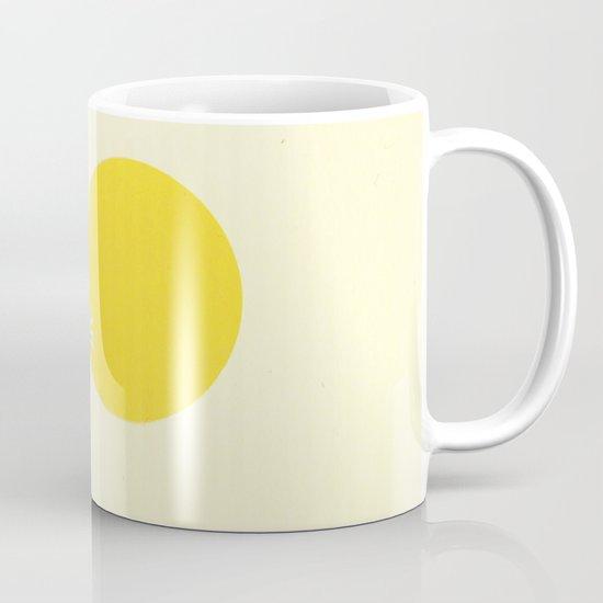 She Caught the Sun Mug