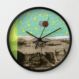 Saluti Dal Futuro 045 Wall Clock
