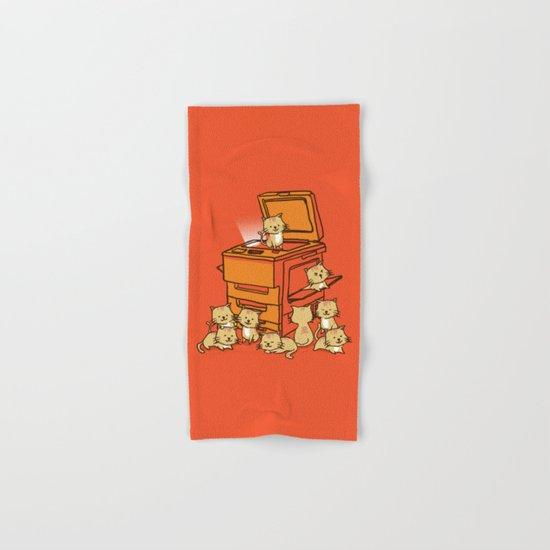 The Original Copycat Hand & Bath Towel