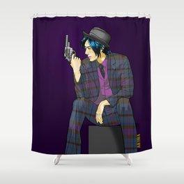 801 YAKUZA Shower Curtain