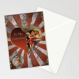 Valentine's Day Vintage Card 116 Stationery Cards
