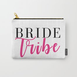 Bride Tribe Carry-All Pouch