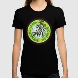 World Class Cannabis T-shirt