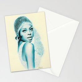 Diana Ross (Goddess) Stationery Cards