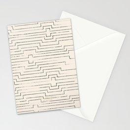 diamond ikat - all Stationery Cards