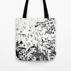 Guilt & Innocence Tote Bag