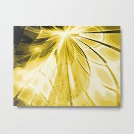 Travel Light Metal Print