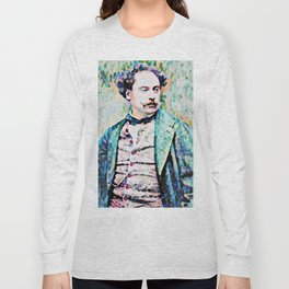 Richard Georg Strauss (1864 – 1949) (digitized photograph) Long Sleeve T-shirt