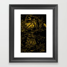 In the Void Framed Art Print