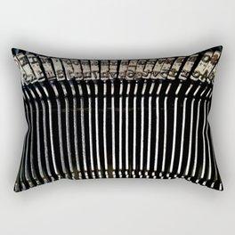 Back Then Rectangular Pillow
