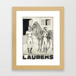 Laurens Framed Art Print