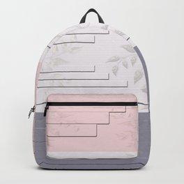 Selago Classic Rose Manatee Backpack