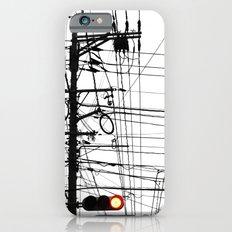 Red Light iPhone 6s Slim Case