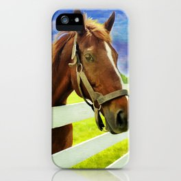 Hello From the Bluegrass State iPhone Case
