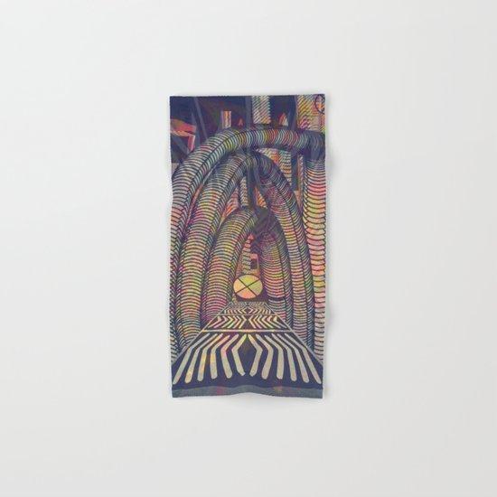 RetroFuture / Evolution-04 Hand & Bath Towel