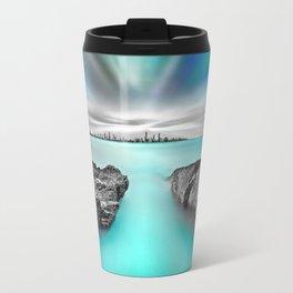 Quantum Divide Travel Mug