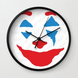The One Who Laughs Wall Clock