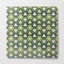 Geometrix 129 Metal Print