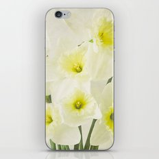 Dreamy Flowers iPhone & iPod Skin