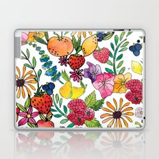 Fruits in the Forest Laptop & iPad Skin