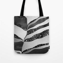 Desert Night Glam Stripes #2 #wall #decor #art #society6 Tote Bag