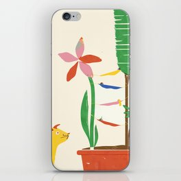 RESTING CAMPERS iPhone Skin