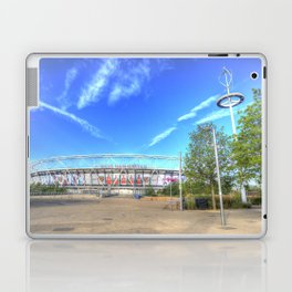 West Ham Olympic Stadium London Laptop & iPad Skin