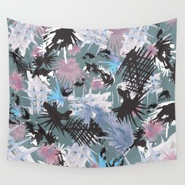 Splish Splosh Splat Wall Tapestry