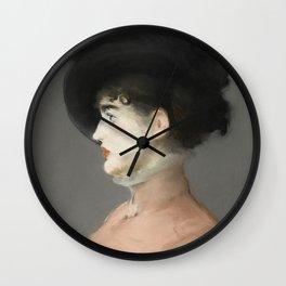 """Édouard Manet """"Irma Brunner"""" Wall Clock"""