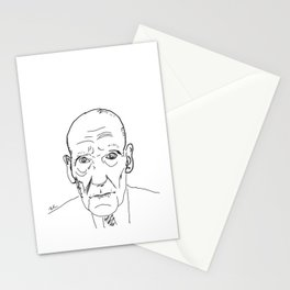 William S. Burroughs Stationery Cards