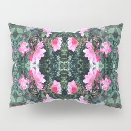 Candy Coated Roses Pillow Sham