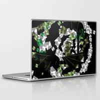 square Laptop & iPad Skins featuring Square? by DiArte Design