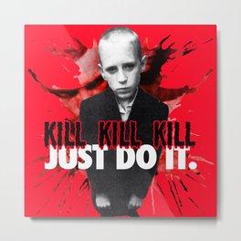 Kill Kill Metal Print