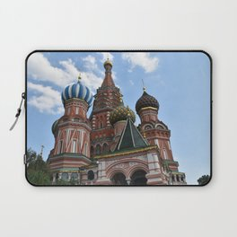 St Basile Cathedral Moscow Laptop Sleeve