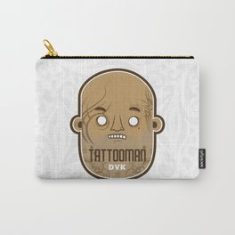 T A T T O O M A N Carry-All Pouch