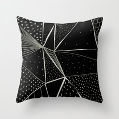 Abstract 07 Throw Pillow