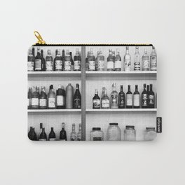 Liquor bottles Carry-All Pouch
