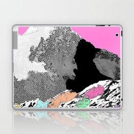 Technicolor landscape Laptop & iPad Skin