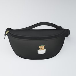 Funny Burrito Pocket Foodie Gift Fanny Pack