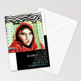 Women of my country   Melbourne, 2019 Stationery Cards