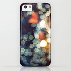 Bokeh Nights Slim Case iPhone 5c