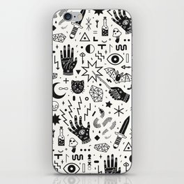Witchcraft II iPhone Skin