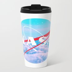 NASA Fly High Metal Travel Mug