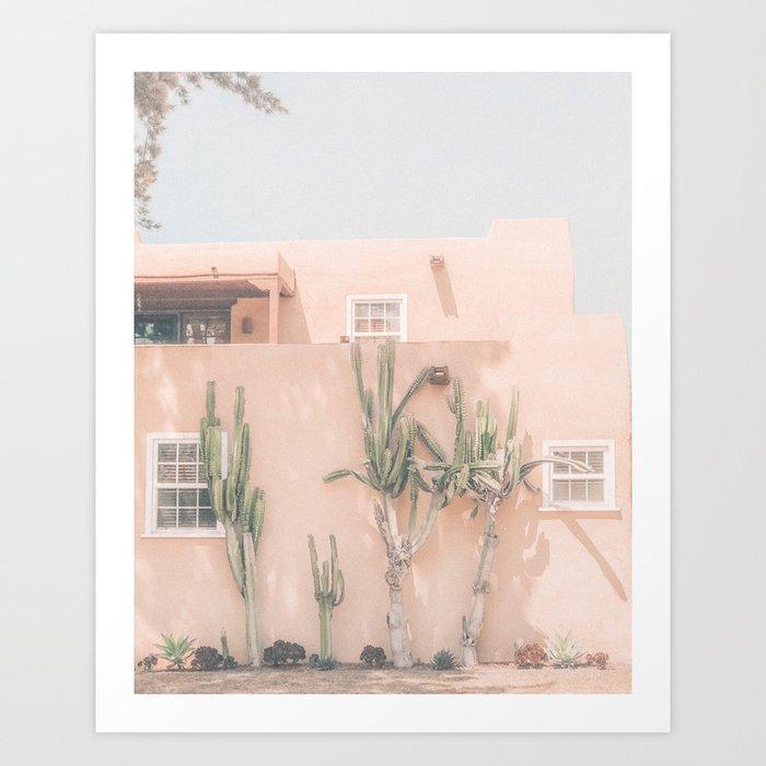 Vintage Los Angeles Art Print
